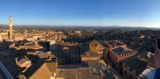 UVA in Italy: Siena
